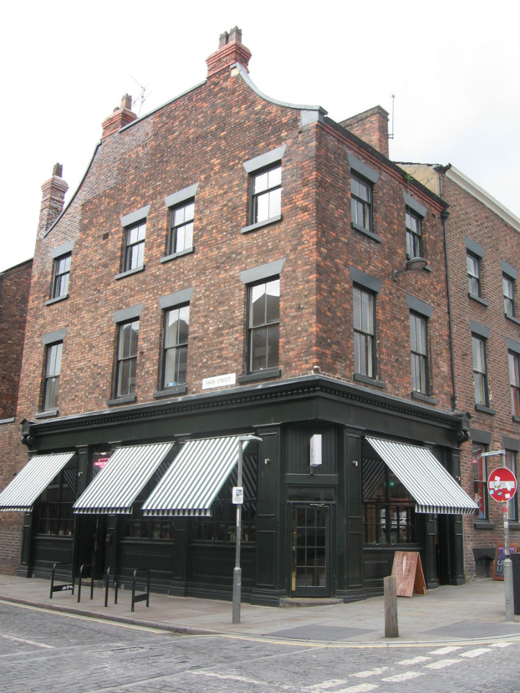 Parr Street