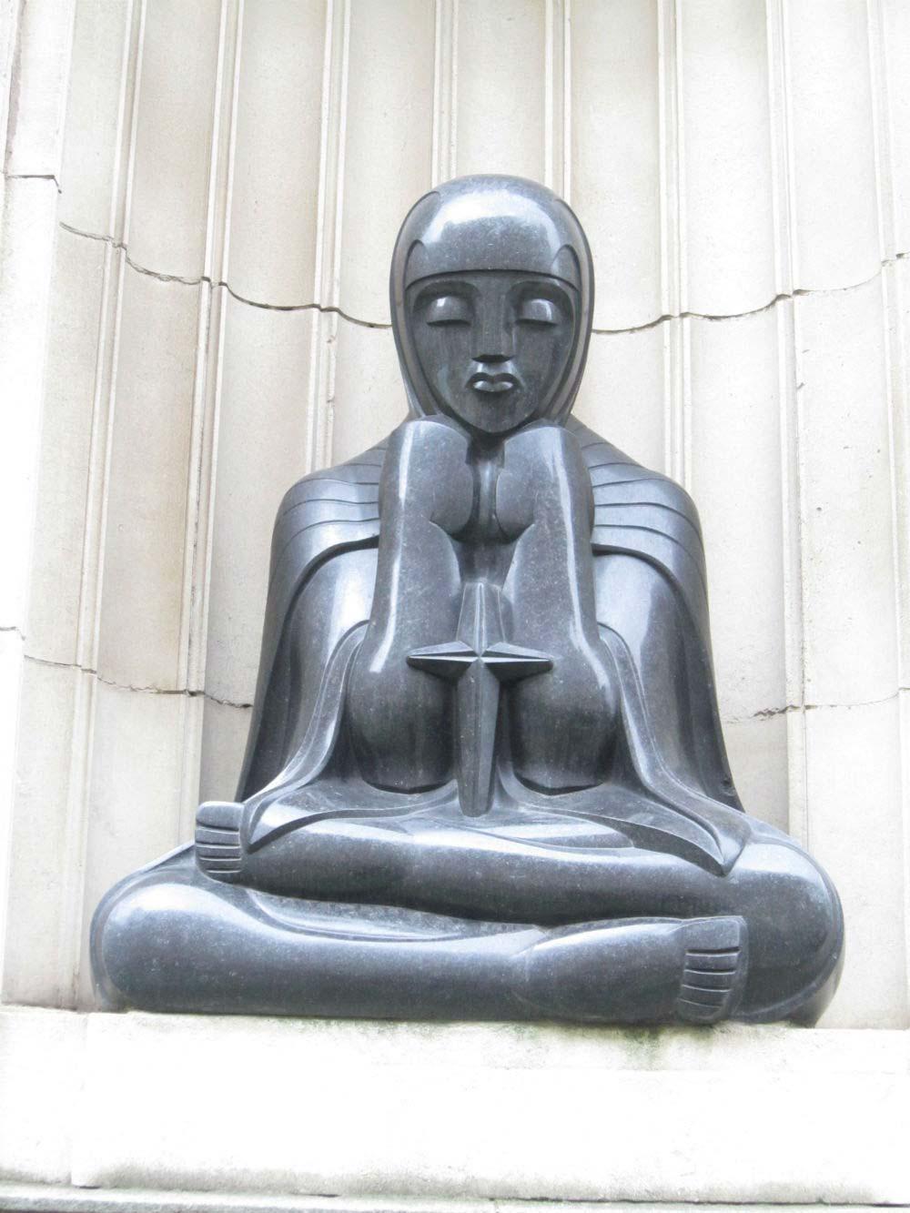 Art Deco sculputre