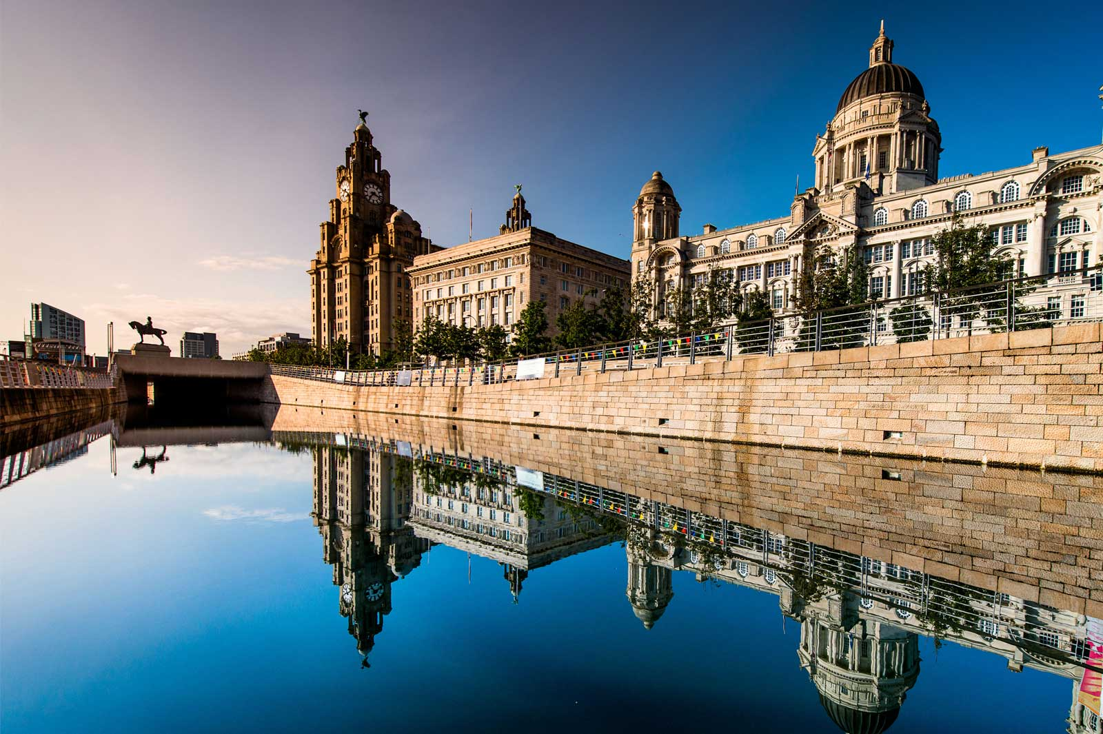 Pierhead Liverpool