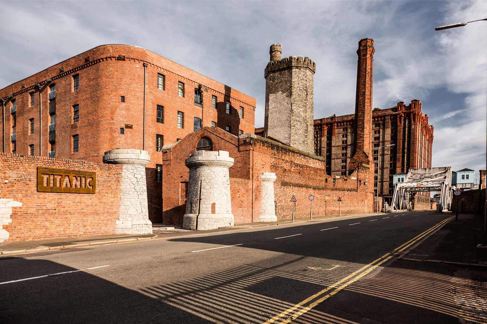 The Stanley Dock