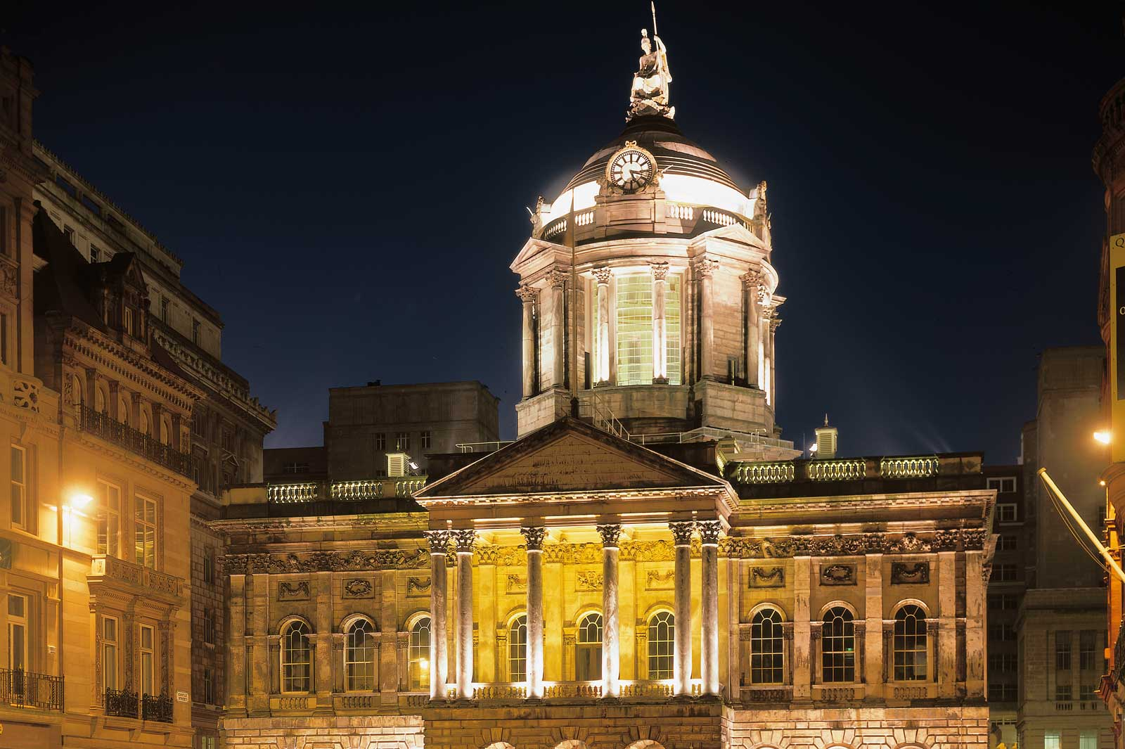 Townhall Liverpool