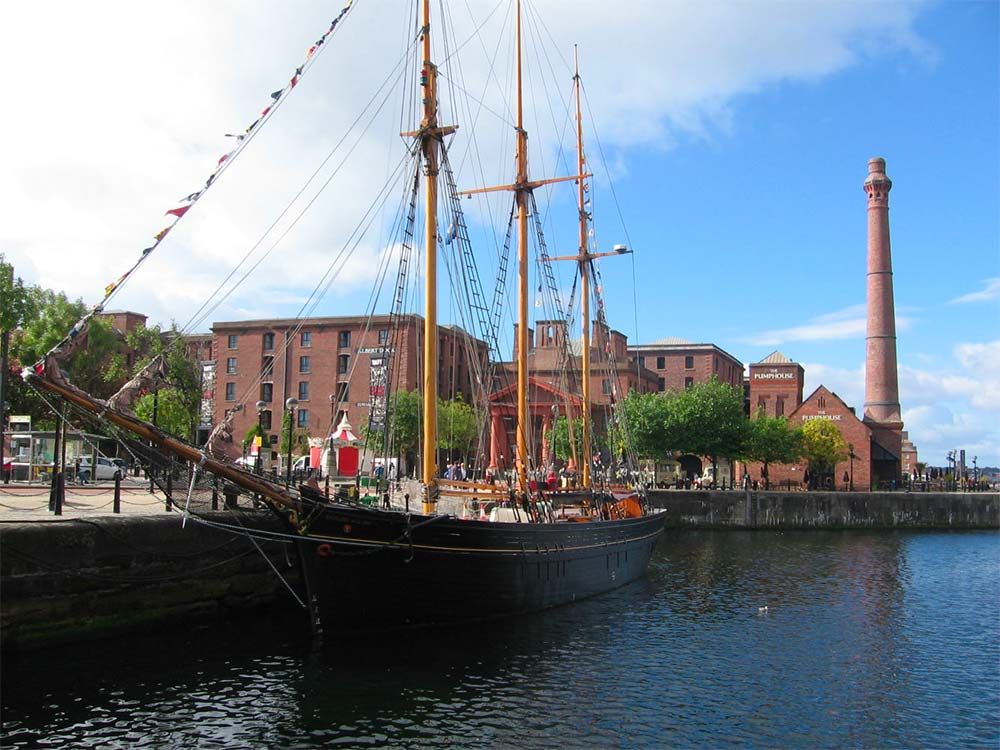 Albert Dock and Pumphouse