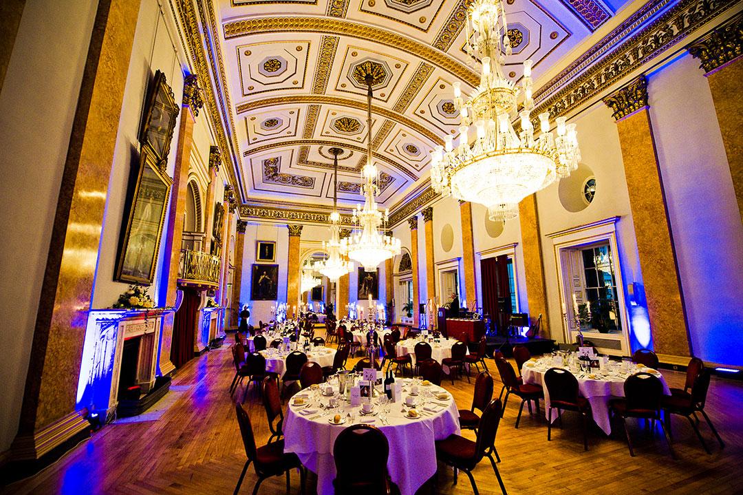 Town Hall ballroom