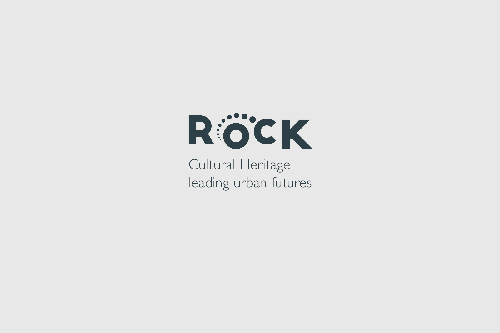 Rock Cultural Heritage leading urban futures logo